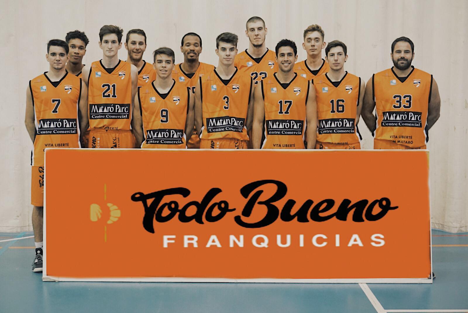 Todobueno patrocinador basket
